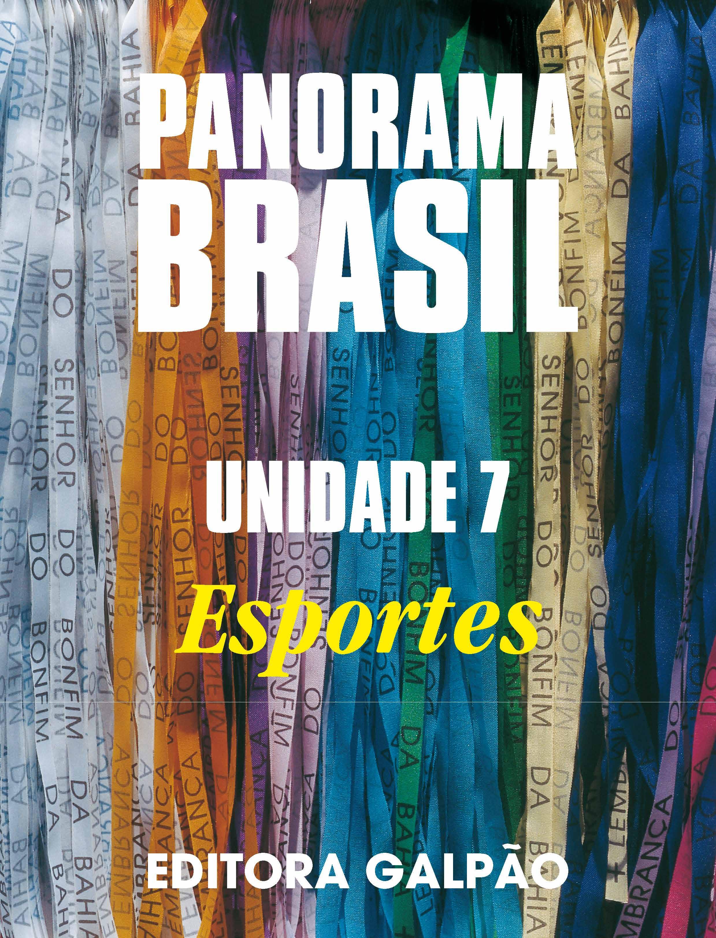 Panorama Brasil u.7 esportes (ebook)